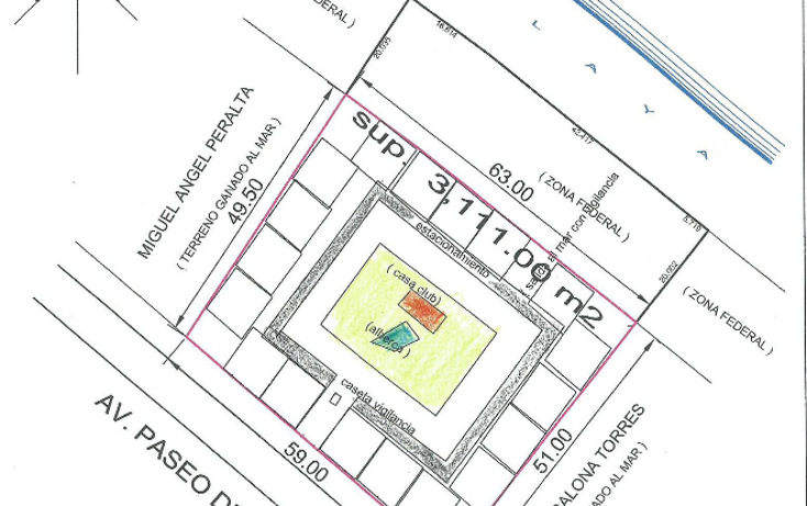 Foto de terreno habitacional en venta en  , tecolutla, tecolutla, veracruz de ignacio de la llave, 1197385 No. 04