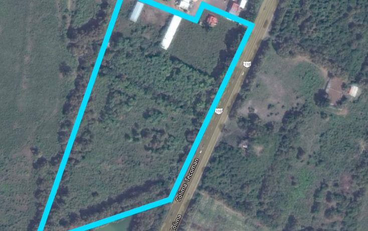 Foto de terreno industrial en venta en  , tecom?n centro, tecom?n, colima, 1297559 No. 18