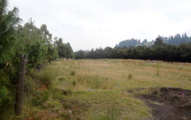 Foto de terreno habitacional en venta en tecuentitla, santo tomas ajusco, tlalpan, df, 1005471 no 03