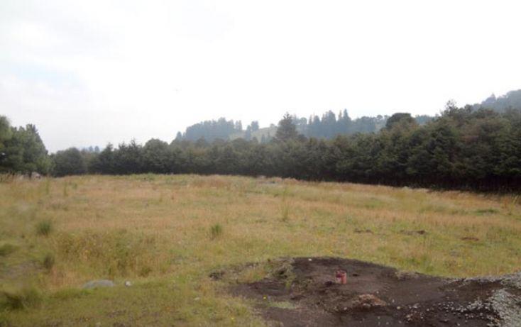 Foto de terreno habitacional en venta en tecuentitla, santo tomas ajusco, tlalpan, df, 1005471 no 04