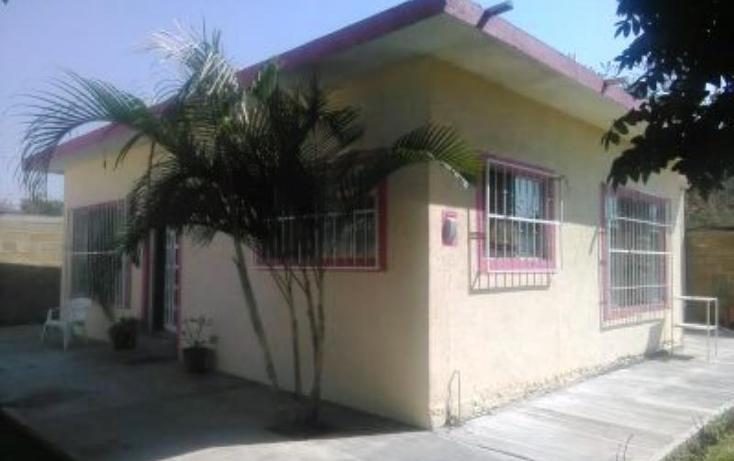 Foto de casa en venta en  , tehuixtlera, yautepec, morelos, 1711728 No. 01