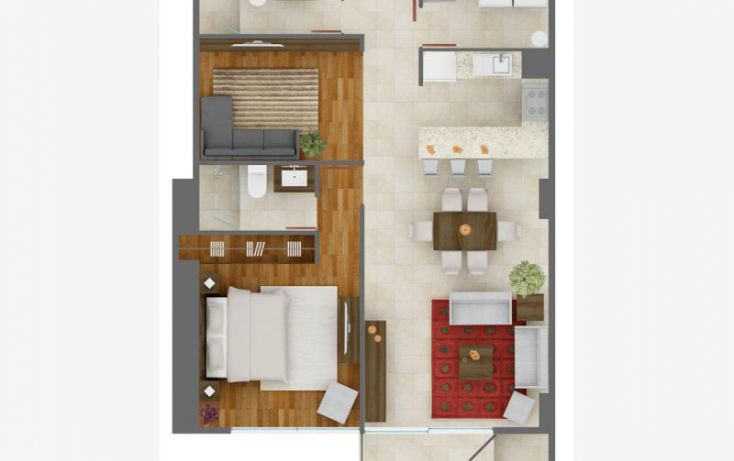 Foto de departamento en renta en teide residencial, miradores, querétaro, querétaro, 1493071 no 06