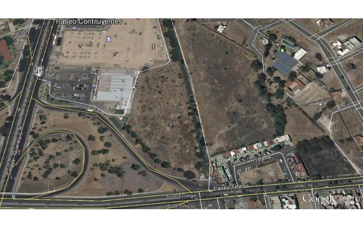 Foto de terreno comercial en venta en  , tejeda, corregidora, quer?taro, 1186413 No. 02
