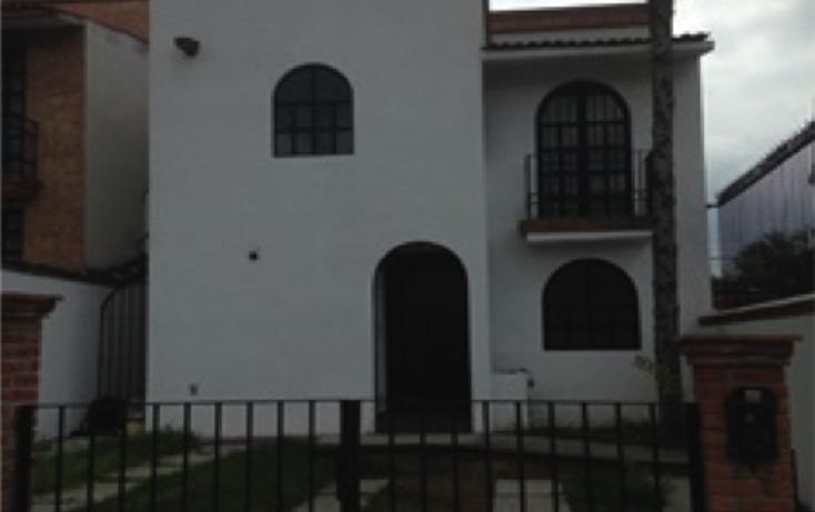 Foto de casa en venta en  , tejeda, corregidora, querétaro, 1556388 No. 01