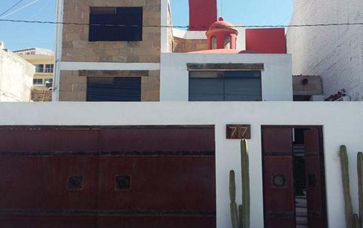Foto de casa en venta en  , tejeda, corregidora, querétaro, 1645262 No. 01