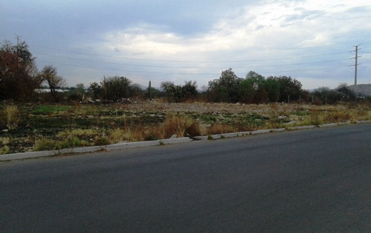 Foto de terreno comercial en venta en  , tejeda, corregidora, querétaro, 1767436 No. 01