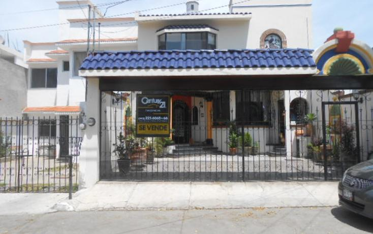 Foto de casa en venta en  , tejeda, corregidora, querétaro, 1880248 No. 01