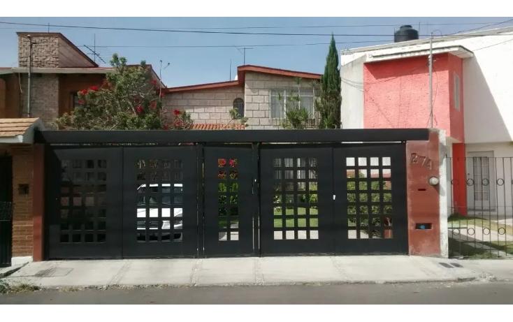Foto de casa en venta en  , tejeda, corregidora, quer?taro, 1967533 No. 01