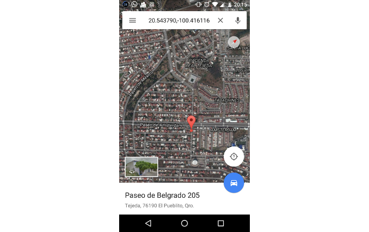 Foto de terreno habitacional en venta en, tejeda, corregidora, querétaro, 2015040 no 03