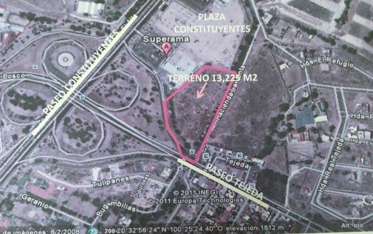 Foto de terreno comercial en venta en  , tejeda, corregidora, querétaro, 2726083 No. 05