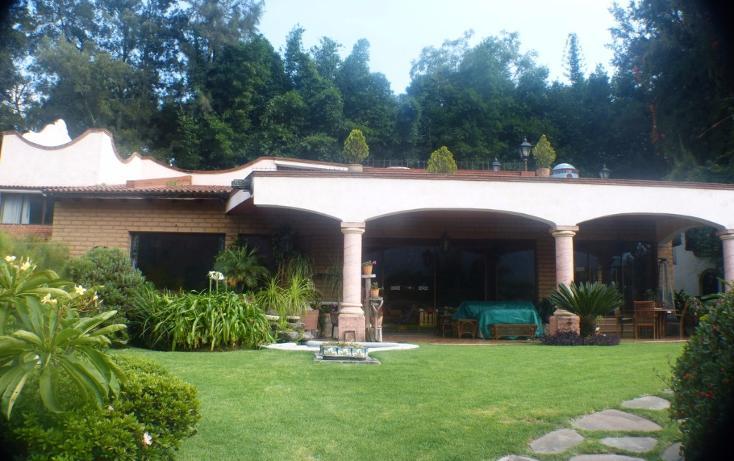 Foto de rancho en venta en tejeria , los reyes, tepoztlán, morelos, 1719846 No. 01