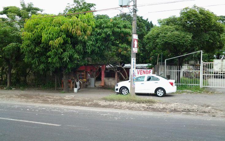 Foto de terreno habitacional en venta en, tejería, veracruz, veracruz, 1112513 no 01