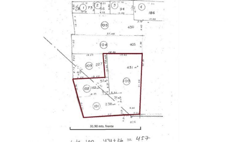 Foto de terreno habitacional en venta en, tejería, veracruz, veracruz, 1112513 no 04