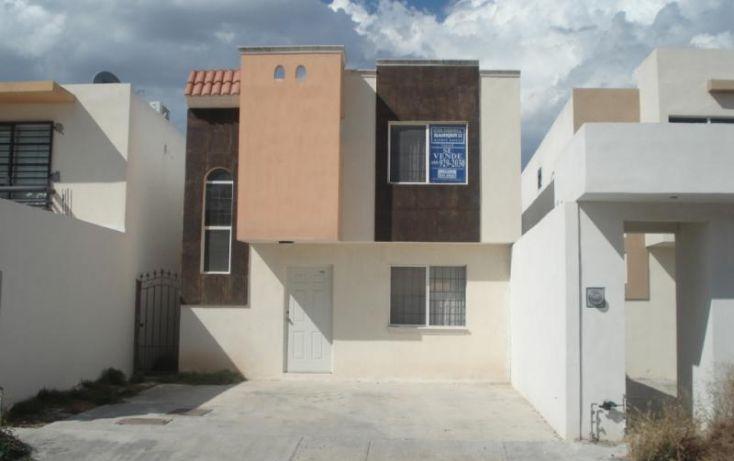 Foto de casa en renta en tejo 112, privada las ceibas, reynosa, tamaulipas, 261371 no 01