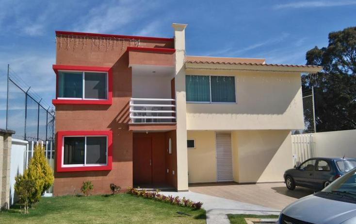 Foto de casa en venta en tejocote 78, josé ángeles, san pedro cholula, puebla, 1632736 No. 03