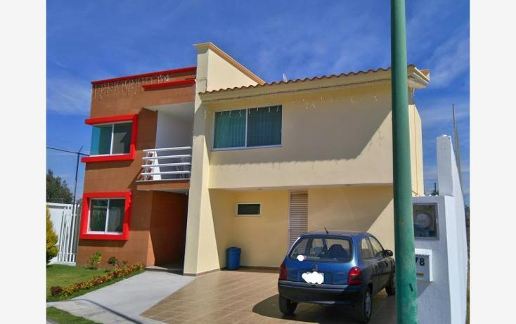Foto de casa en venta en tejocote 78, josé ángeles, san pedro cholula, puebla, 1632736 No. 22