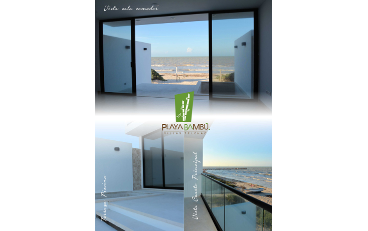 Foto de casa en venta en  , telchac puerto, telchac puerto, yucat?n, 1115347 No. 07
