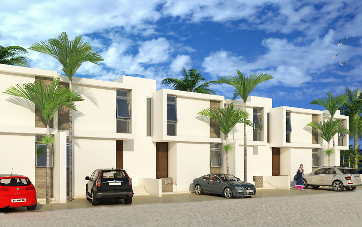 Foto de casa en venta en  , telchac puerto, telchac puerto, yucatán, 1146453 No. 01