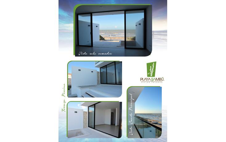 Foto de casa en venta en  , telchac puerto, telchac puerto, yucatán, 1146453 No. 18