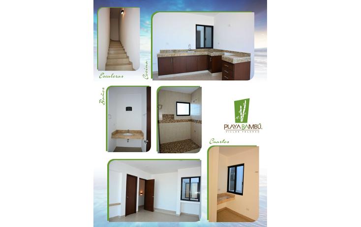 Foto de casa en venta en  , telchac puerto, telchac puerto, yucatán, 1146453 No. 19