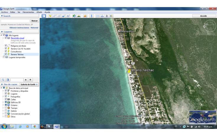 Foto de terreno habitacional en venta en  , telchac puerto, telchac puerto, yucat?n, 1310255 No. 09