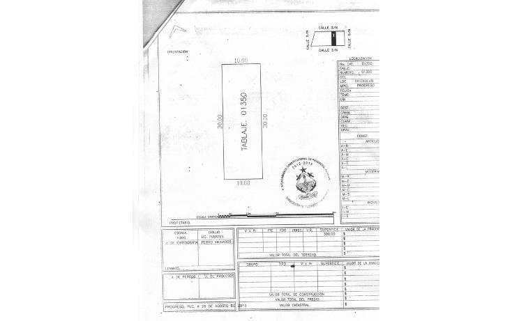Foto de terreno habitacional en venta en  , telchac puerto, telchac puerto, yucatán, 1334527 No. 07