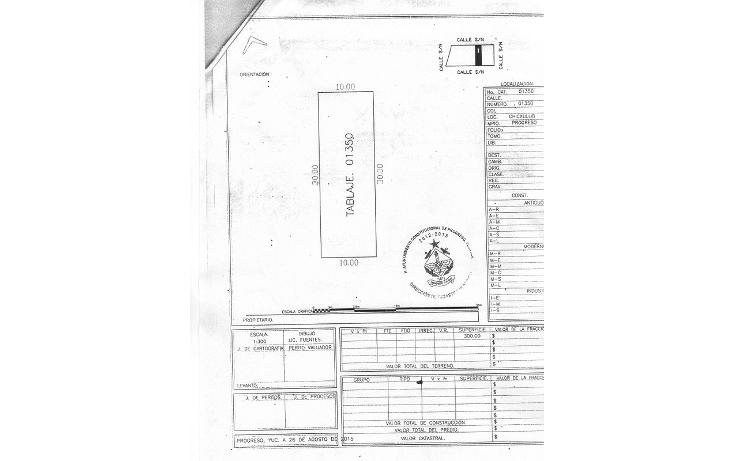 Foto de terreno habitacional en venta en  , telchac puerto, telchac puerto, yucatán, 1334527 No. 13