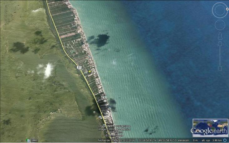 Foto de terreno habitacional en venta en  , telchac puerto, telchac puerto, yucatán, 1334527 No. 14