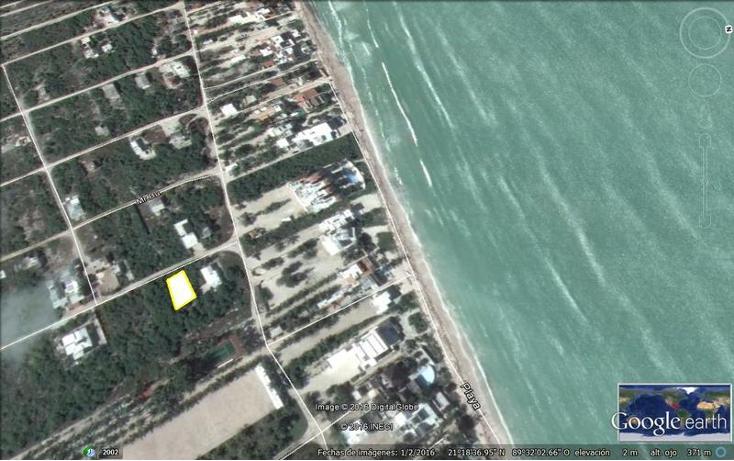 Foto de terreno habitacional en venta en  , telchac puerto, telchac puerto, yucatán, 1334527 No. 15