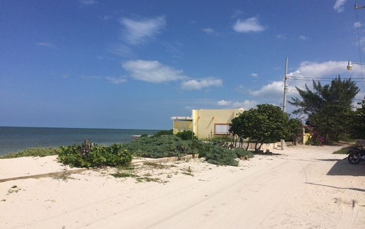 Foto de terreno habitacional en venta en  , telchac puerto, telchac puerto, yucatán, 1440735 No. 01