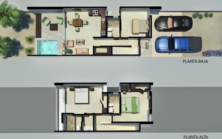 Foto de casa en venta en  , telchac puerto, telchac puerto, yucatán, 1535632 No. 04