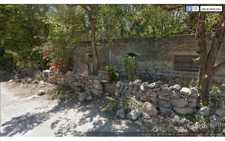 Foto de terreno habitacional en venta en  , temax, temax, yucat?n, 1205613 No. 02