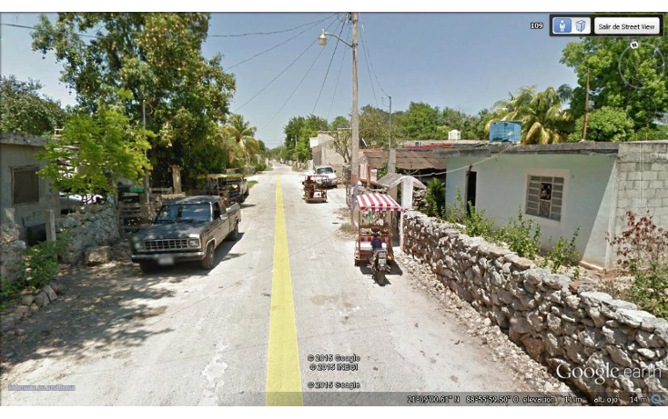 Foto de terreno habitacional en venta en  , temax, temax, yucat?n, 1205613 No. 03