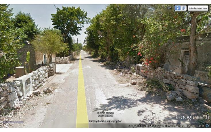 Foto de terreno habitacional en venta en  , temax, temax, yucat?n, 1205613 No. 04