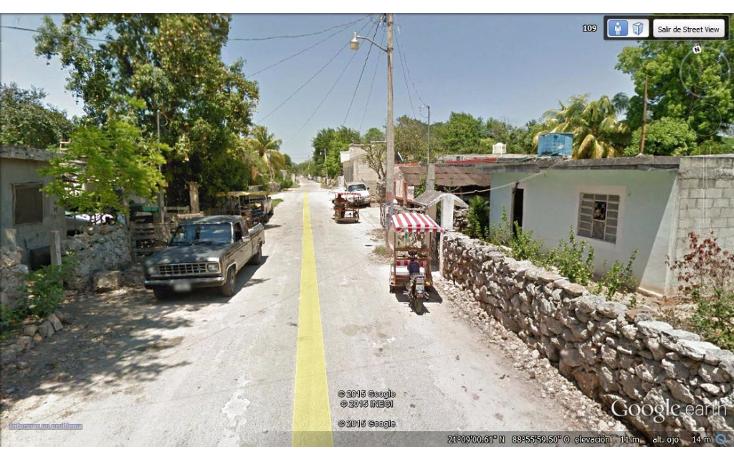 Foto de terreno comercial en venta en  , temax, temax, yucat?n, 1747618 No. 01