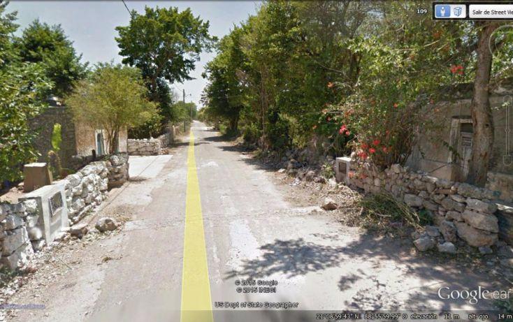 Foto de terreno comercial en venta en, temax, temax, yucatán, 1747618 no 03
