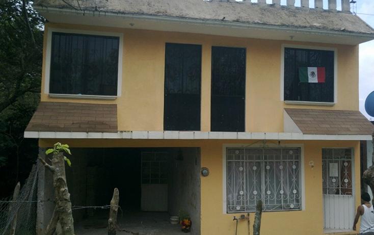 Foto de casa en venta en  , temaxcalapa, banderilla, veracruz de ignacio de la llave, 1068547 No. 01