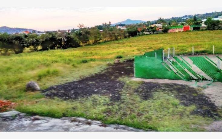 Foto de terreno habitacional en venta en  , temixco centro, temixco, morelos, 2713899 No. 03