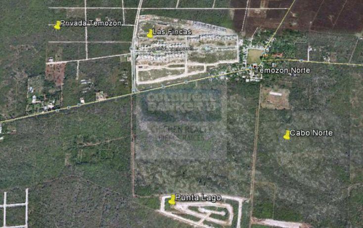 Foto de terreno habitacional en venta en temozn norte, temozon norte, mérida, yucatán, 1754750 no 02