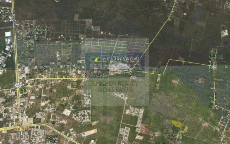 Foto de terreno habitacional en venta en temozn norte, temozon norte, mérida, yucatán, 1754750 no 03