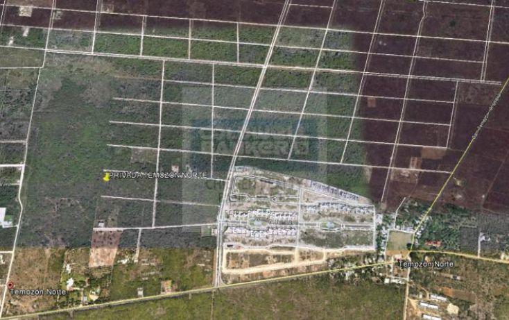Foto de terreno habitacional en venta en temozn norte, temozon norte, mérida, yucatán, 1754750 no 04