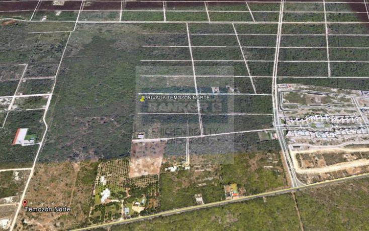Foto de terreno habitacional en venta en temozn norte, temozon norte, mérida, yucatán, 1754750 no 05
