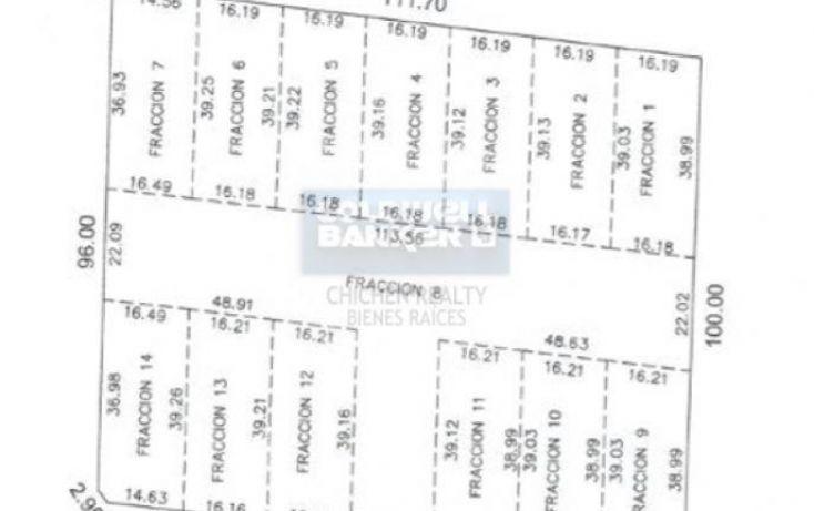 Foto de terreno habitacional en venta en temozn norte, temozon norte, mérida, yucatán, 1754750 no 06