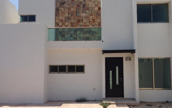 Foto de casa en venta en  , temozon norte, m?rida, yucat?n, 1039193 No. 01