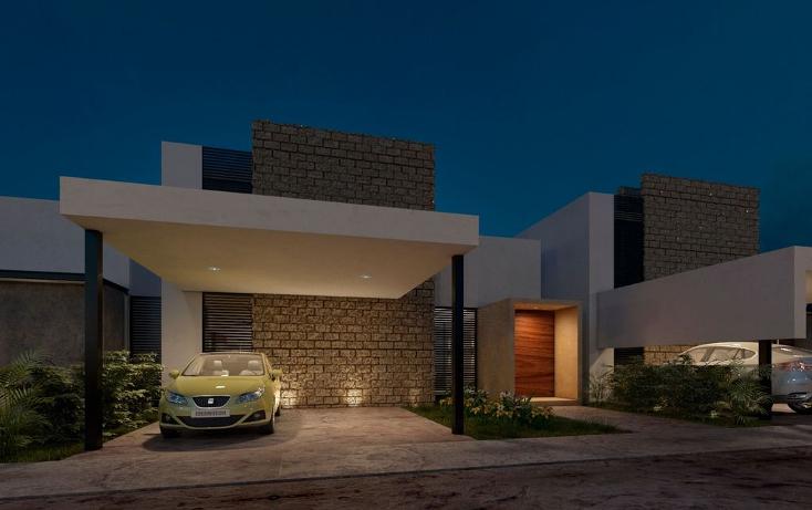 Foto de casa en venta en  , temozon norte, m?rida, yucat?n, 1041781 No. 01