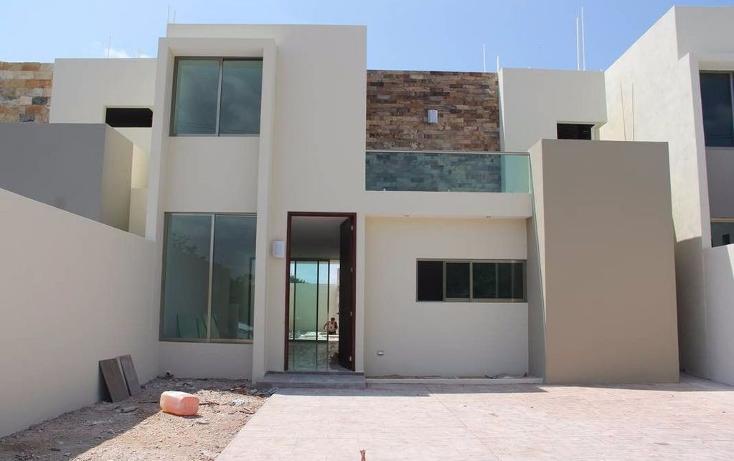 Foto de casa en venta en  , temozon norte, mérida, yucatán, 1046761 No. 01