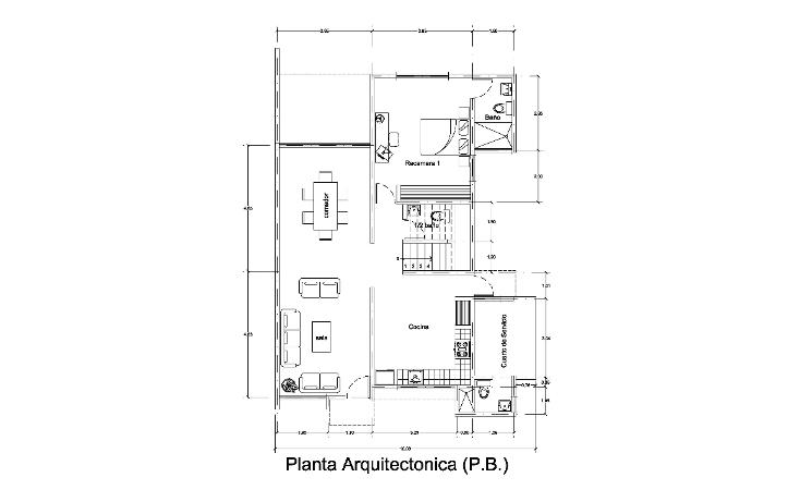 Foto de casa en venta en  , temozon norte, mérida, yucatán, 1046761 No. 12