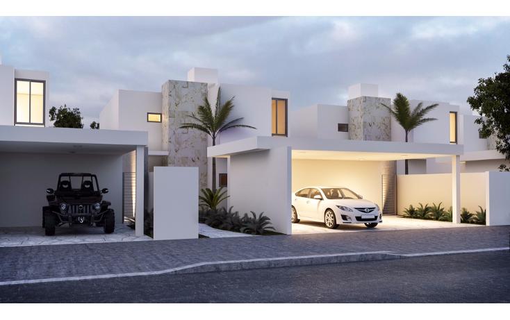 Foto de casa en venta en  , temozon norte, m?rida, yucat?n, 1046921 No. 02