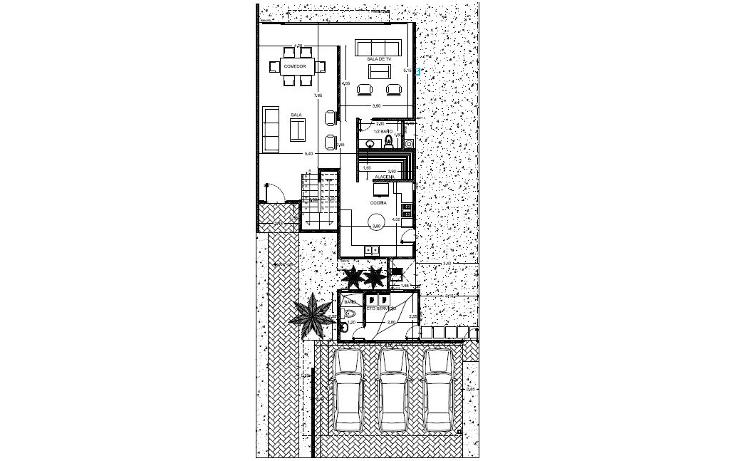 Foto de casa en venta en  , temozon norte, m?rida, yucat?n, 1046921 No. 08