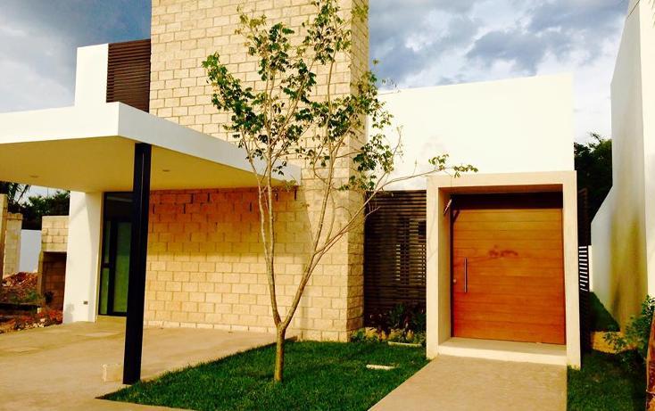 Foto de casa en venta en  , temozon norte, mérida, yucatán, 1047419 No. 01